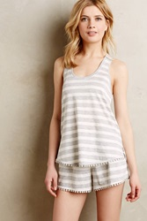 Eloise Dockside Racer Tank Grey