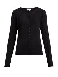 Lemaire Buttoned Cardigan Black