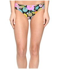 Trina Turk Santiago Shirred Side Hipster Bottom Multi Women's Swimwear