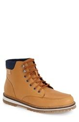 Lacoste 'Montbard' Moc Toe Boot Men Tan
