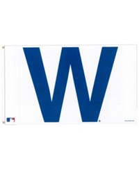 Wincraft Chicago Cubs Deluxe Flag Blue