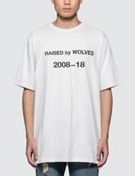 Raised By Wolves Decade S S T Shirt