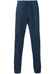 Woolrich Slim Tracksuit Bottoms Blue