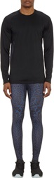 Westbrook Xo Barneys New York X Jordan Elephant Print Back Dri Fit Run Black