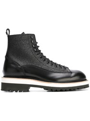 Dsquared2 Dan In Japan Boots Black