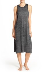 Leith Women's Burnout Jersey Cover Up Dress