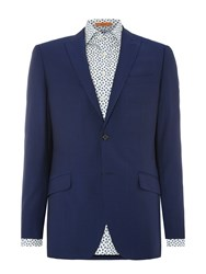 Simon Carter Panama Jacket Royal Blue