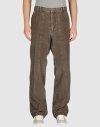 Faconnable Casual Pants Cocoa