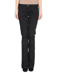 Husky Casual Pants Black