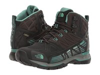 The North Face Ultra Gtx Surround Mid Tnf Black Deep Sea Women's Hiking Boots