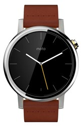 Men's Motorola 'Moto 360 2Nd Gen' Smart Watch 42Mm