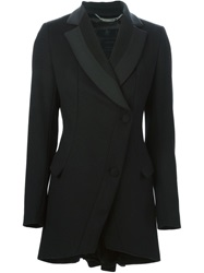 Philipp Plein 'Girl' Coat Black