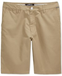 Quiksilver Unionized 22 Solid Shorts