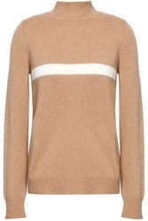 Madeleine Thompson Wool And Cashmere Blend Sweater Sand