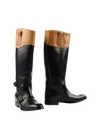 Dondup Boots Black