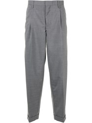 Kolor Loose Fit Turned Up Trousers 60