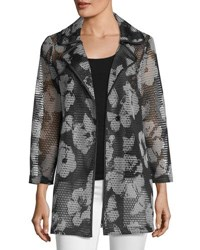 Berek Field Of Flowers Jacket Petite Black