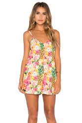 Show Me Your Mumu Rascal Romper Yellow