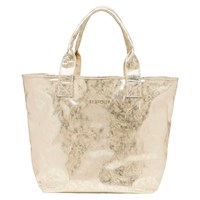 Seafolly Sparkles And Spangles Tote Bag Gold