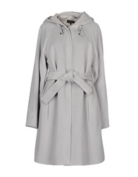 Strenesse Gabriele Strehle Coats Light Grey