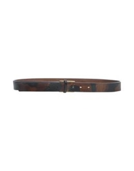 Mauro Grifoni Belts Dark Brown