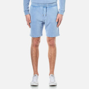 Boss Orange Men's Syd Sweat Shorts Open Blue