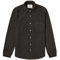 Portuguese Flannel Teca Shirt Green