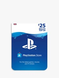 Sony Playstation Network Wallet Top Up Card 25