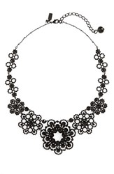 Kate Spade Women's New York Crystal Lace Necklace