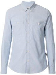 Loveless Chambray Shirt Blue
