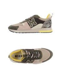 Msgm Footwear Low Tops And Trainers Men