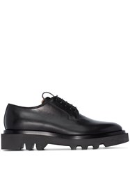 Givenchy Ridged Sole Derby Shoes 60