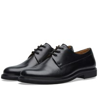 A.P.C. Gustave Derby Shoe Black