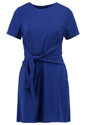 New Look Petite Cocktail Dress Party Dress Mid Blue