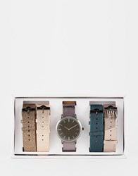 Aldo Niewen Multi Strap Watch