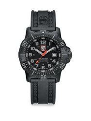 Luminox Illuminated 24 7 Collection Strap Watch Black