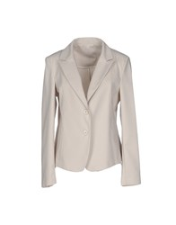 Ekle' Suits And Jackets Blazers Women Light Grey