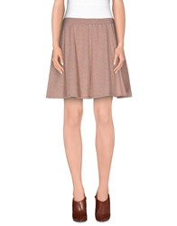 Selected Femme Skirts Mini Skirts Women Skin Color