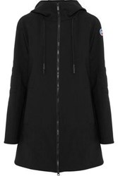 Fusalp Mead Quilted Shell Hooded Jacket Black