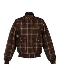 Fenchurch Jackets Dark Brown