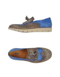 2 Made In Italy Moccasins Grey