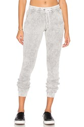 Cotton Citizen The Monaco Thermal Jogger Gray