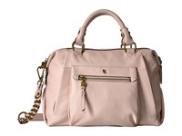 Elliott Lucca Cosette Satchel Pale Pink Satchel Handbags