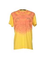 Gaetano Navarra T Shirts Yellow
