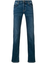 Zadig And Voltaire David Old Brut Jeans Blue