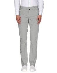 Luigi Borrelli Napoli Trousers Casual Trousers Men Camel