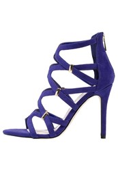Faith Dakota Sandals Blue