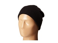 Coal The Uniform Solid Black 1 Beanies