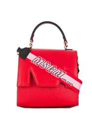Msgm Size M Tote Red