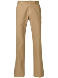 N 21 No21 Slim Chinos Nude And Neutrals